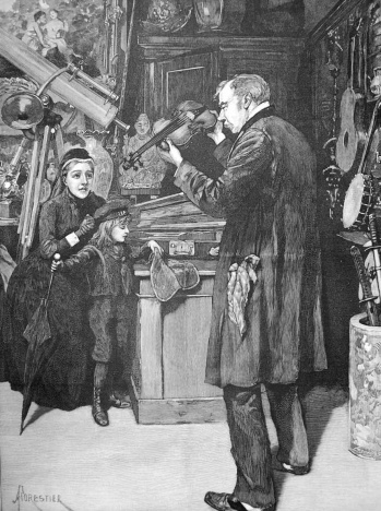 anxious moment 1891