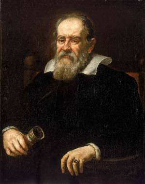 Justus Sustermans portrait of Galileo Galilei painted in 1636 around the time that he was shopping for a violin.  Justus Sustermans portrait of_Galileo_Galilei,_1636
