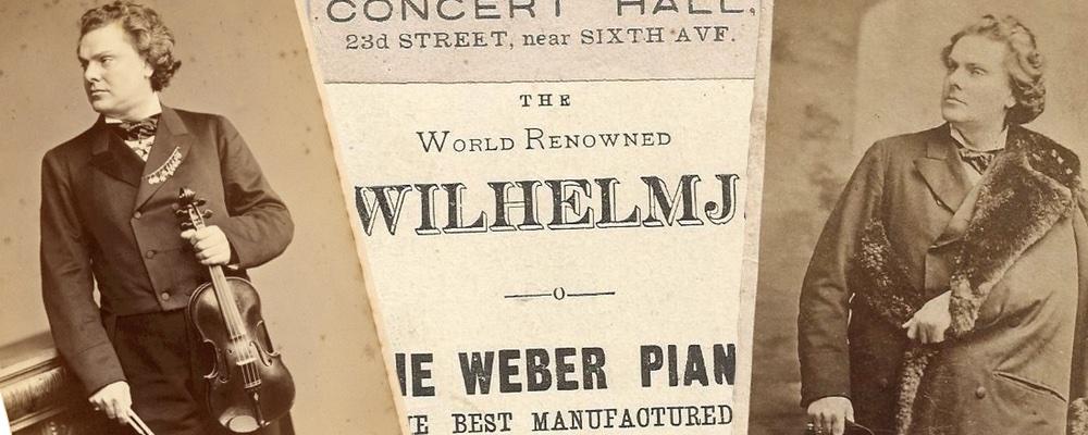 wilhelmj banner