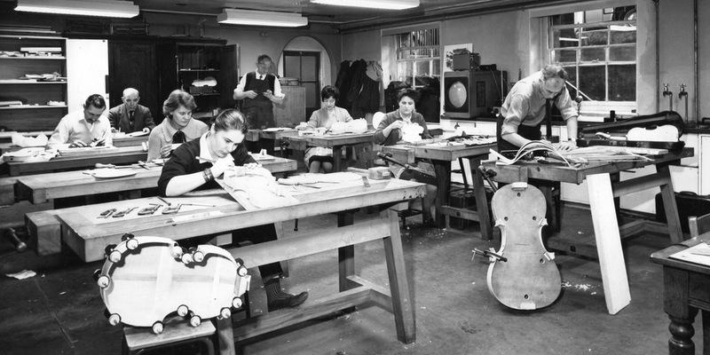 My Fiddle: British Pathé 1935