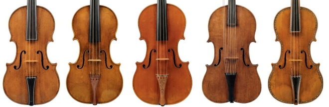 Stradivari S Fabled Messiah Three Centuries On The Most