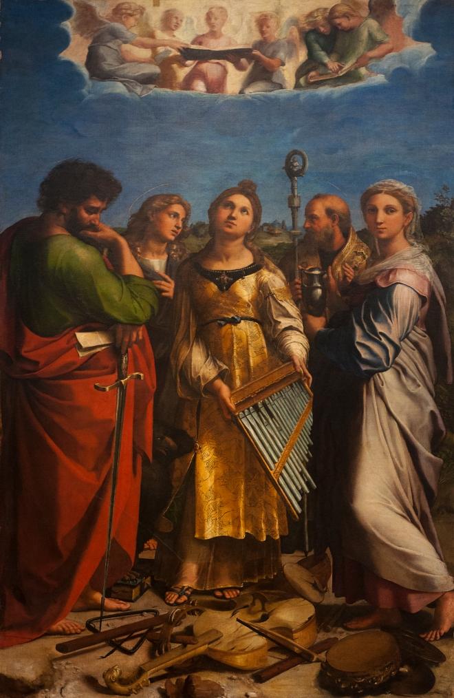 Bologna_Pinacoteca_Nazionale_-_Rafaël_Santi_(1483-1520)_-_Heilige_Cecilia_in_extase_met_Paulus,_Johannes_(evangelist),_Augustinus_en_Maria_Magdalena_-_26-04-2012_9-13-18.jpg