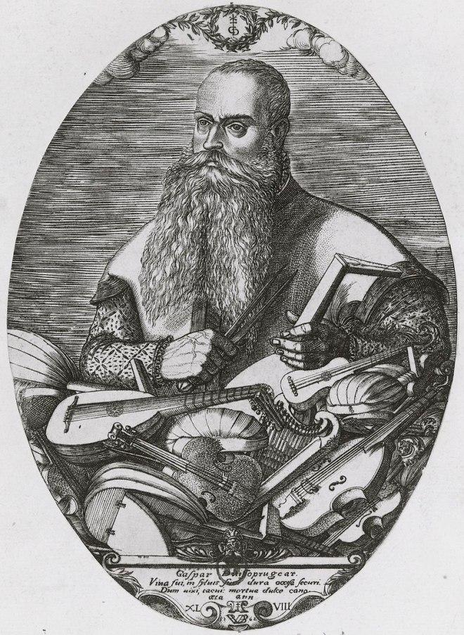 Pierre Woierot, Gaspard Duiffprougar, Lyon 1563.