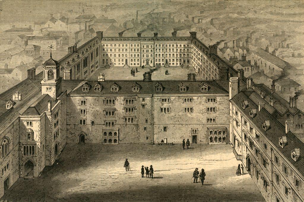 Bridewell Palace.